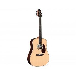 Guitarra Eletro-acústica Alhambra Dreadnought D-SR