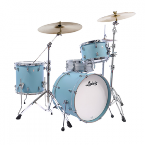 LUDWIG L24023TX NEUSONIC SKYLINE BLUE