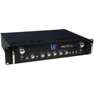 Amplificador Warwick Pro Fet 5.1
