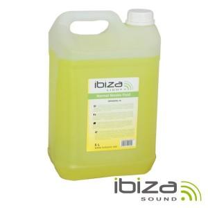 Ibiza Líquido Máquina de Fumo Haze 5L - SMOKE5L-N