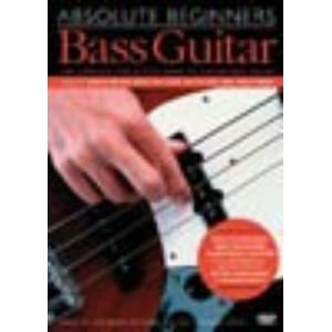 ABSOLUTE BEGINNERS: BASS GUITAR DVD