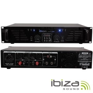 Ibiza AMP300USB-BT