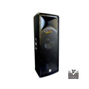 "Vsound VSS215 Coluna Profissional 2 x 15"" 1600W"