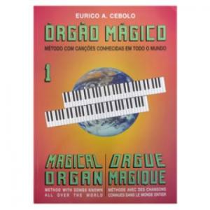 ORGÃO MÁGICO VOL.1 / vol.2/vol.3/vol.4/vol.5/vol.6