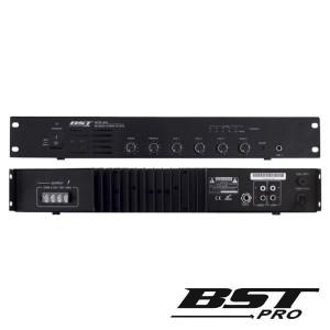 BST Amplificador Pa 60W 4 Entradas - UPA60