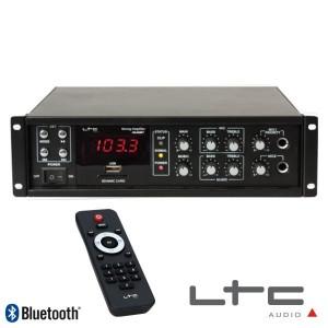 Ibiza Amplificador 4 Canais 100v/70v/8/4ohm  PAA80BT