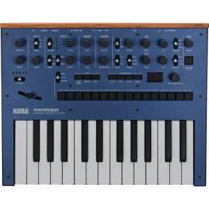 Korg Monologue Blue