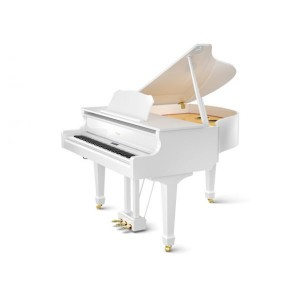 Piano Roland GP609 Digital Grand White Polido