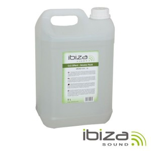 Ibiza Líquido Máquina de Fumo CO2 5L - SMOKE-CO2-5L