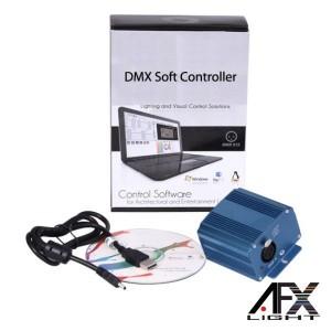 Afxlight Controlador C/ Software Interface Usb