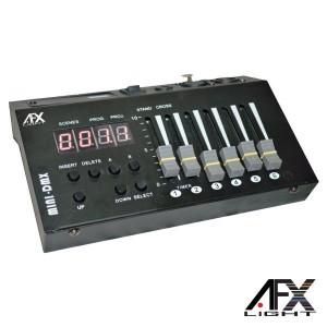 AFXLIGHT Controlador Dmx de 54 Canais Mini