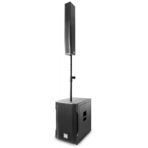 "Power Dynamics Sistema Som Array Portátil 15"" PD815A 1800W"