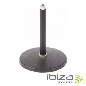 Ibiza Suporte Microfone de Mesa