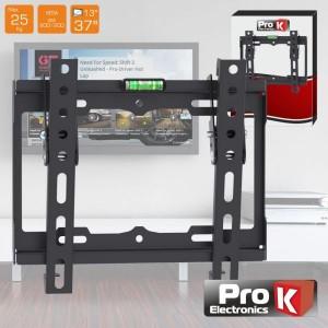 "ProK Electronics Suporte Lcd/led 13/37"" Vesa 200/200 25KG FX712"