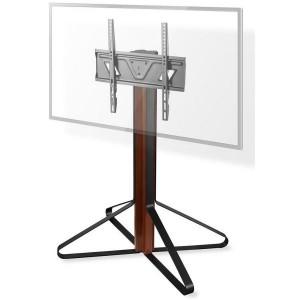 "Nedis Suporte de Chão p/ TV LED-LCD-PLASMA 43"" ~ 65"" (Máx 35Kg) - TVSM6050BK"