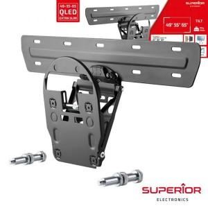 "Superior Suporte LCD/LED/LED Curvo/ QLED 49/65"" 50kg"