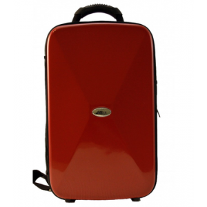 BAGS EV-I METALIC RED 2 CLARINETES