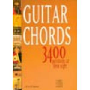 3400 GUITAR CHORDS