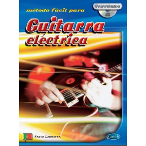 MÉTODO GUITARRA ELÉCTRICA C/ CD