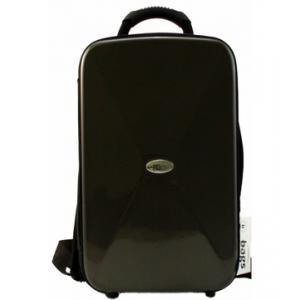 BAGS EV-I METALIC BLACK 2 CLARINETES