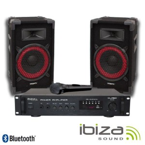 Ibiza Pack DJ150