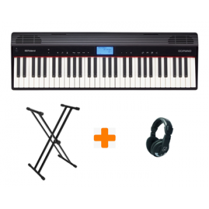 ROLAND GO61P GO BUNDLE BASIC