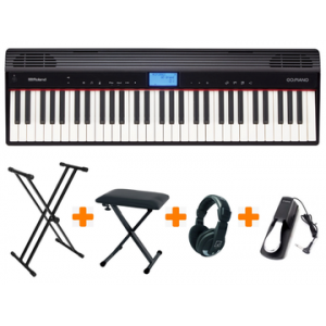 ROLAND GO61P GO BUNDLE PLUS