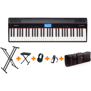 ROLAND GO61P GO BUNDLE TRAVEL