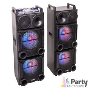 Sistema De Som PARTY-BOX412