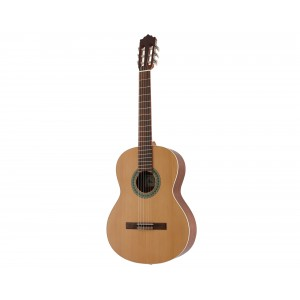 Guitarra classica elect Paco Castillo 201 III Fishman natural