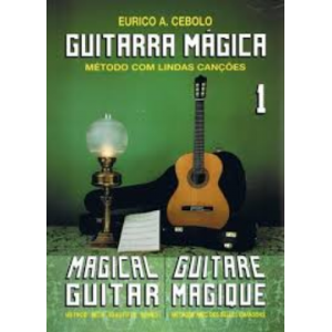 GUITARRA MÁGICA VOL.1 C/CD