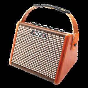 AROMA AG15A AMP. GUITARRA ACÚSTICA/VOZ