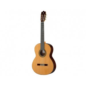 Guitarra clássica 1/2 Alhambra 4P Requinto Natural