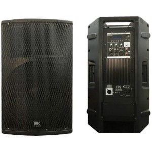 EK AUDIO COLUNA ACTIVA DE 12 M08PS12PC  300/1200W