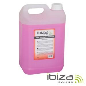 Ibiza Líquido Máquina Fumo Denso 5l (15-1016)