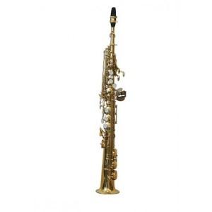 """Sax Soprano """"J.MICHAEL"""" lacado SP650"""